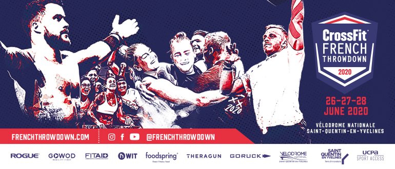CROSSFIT FRENCH THROWDOWN 2020